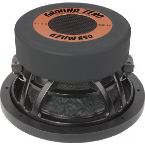 Subwoofer Ground Zero GZUW 8SQ (2x2 ohm, 20 cm)