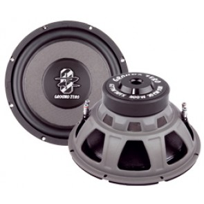 Subwoofer Ground Zero GZTW 25TX (25 cm 2x2 Ohm)